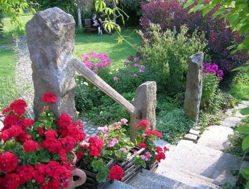 Beete und g rten pflanzenfreunde for Gartengestaltung beete