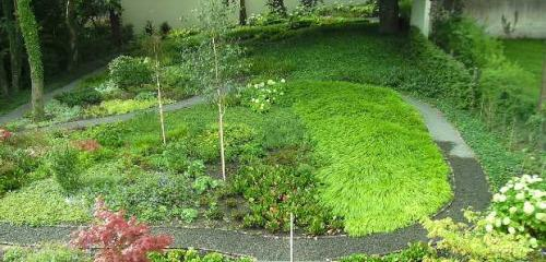 Beispiel Für Ein Reihenhaus Garten