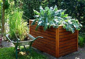 welche pflanzen f r das hochbeet pflanzenfreunde. Black Bedroom Furniture Sets. Home Design Ideas